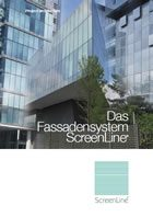 Katalog: Das Fassadensystem ScreenLine