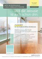 Katalog: Aktiv im Passivhaus